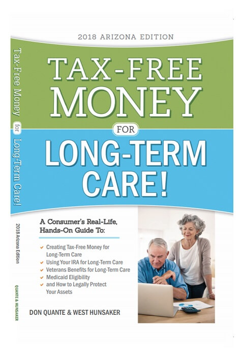 tax free money for long term care book cover