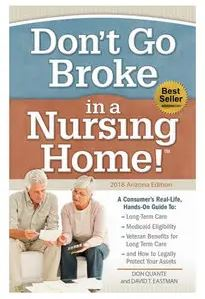 don't go broke in a nursing home book cover
