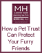 How a Pet Trust Can Protect Your Furry Friends